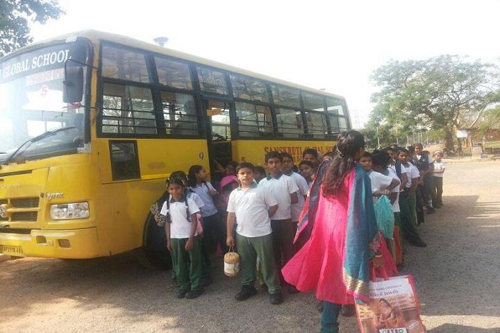 Sanskruti Global School-Transport