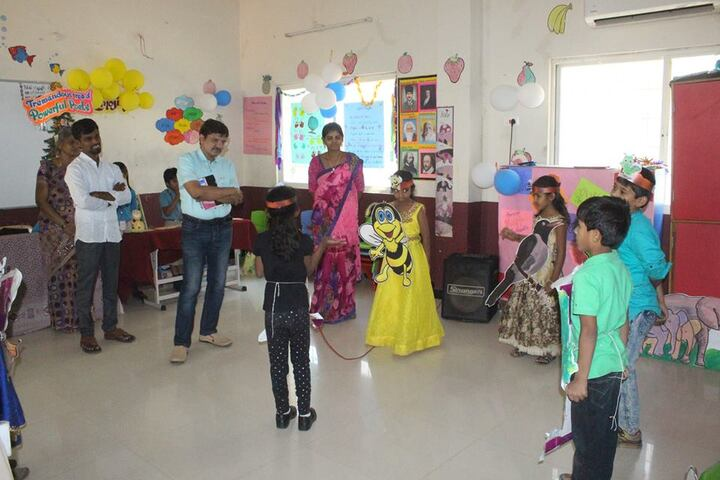 SDR World School-Classroom Activity