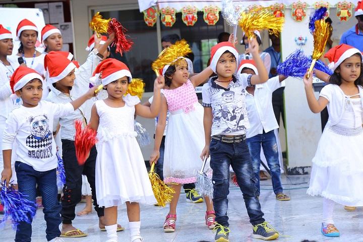 SDR World School-Christmas Celebrations