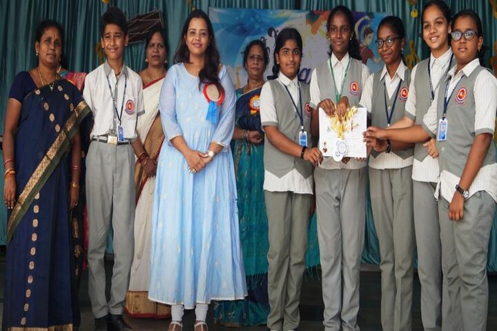 The Secunderabad Public School-Felicitation