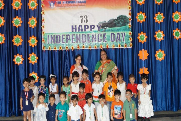 The Secunderabad Public School-Independence Day Celebrations