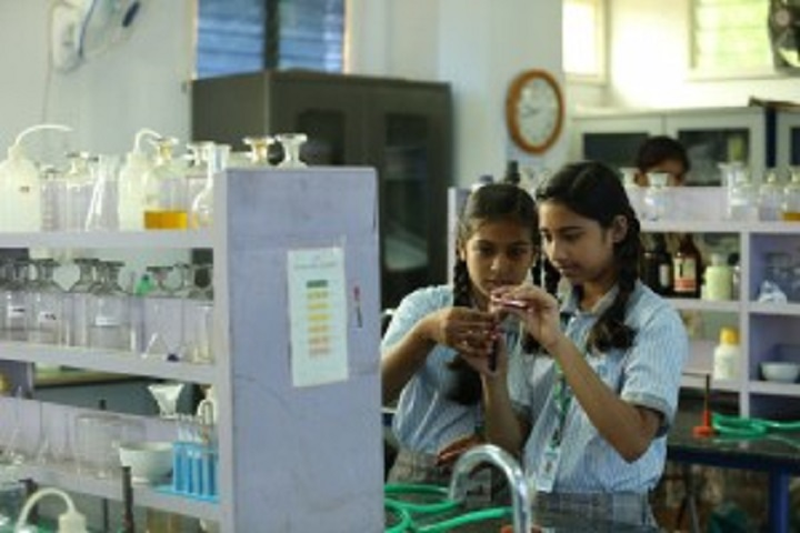 The Secunderabad Public School-Chemistry Lab