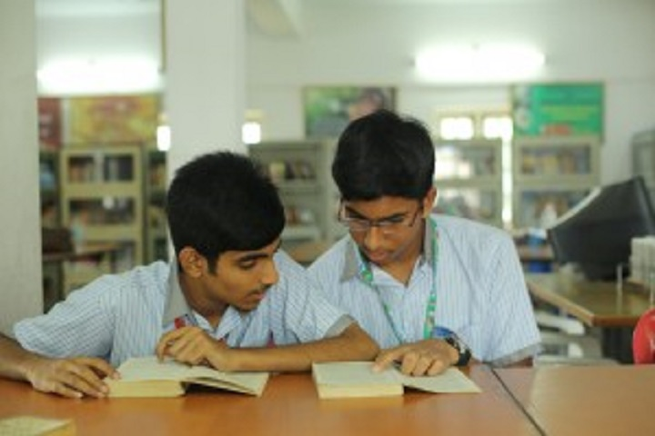 The Secunderabad Public School-Library