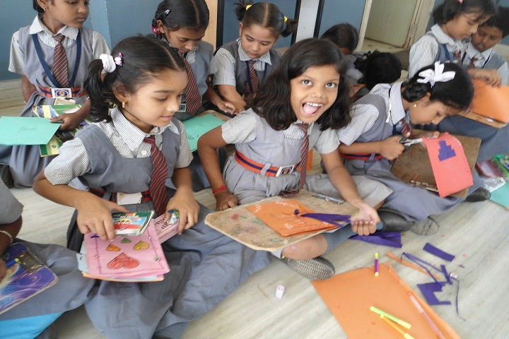 Seetha Mahalakshmi Dav Public School-Activity1