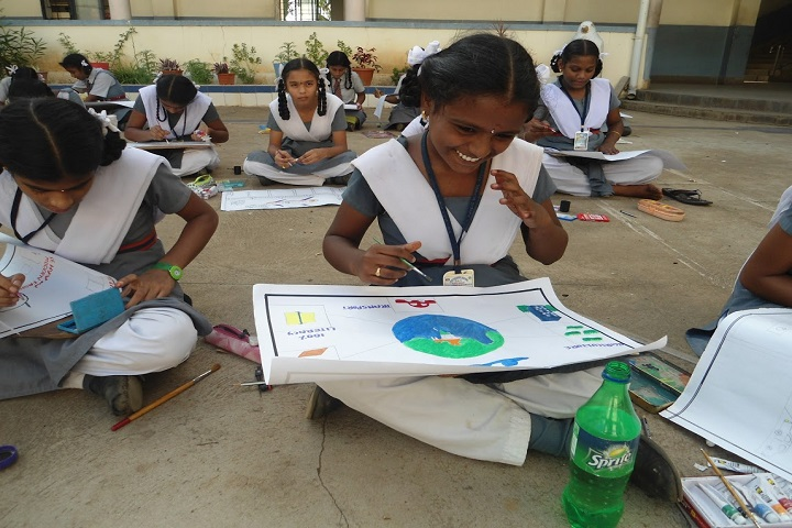 Seetha Mahalakshmi Dav Public School-Activity2