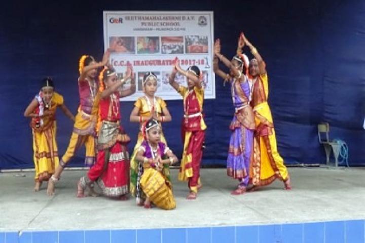 Seetha Mahalakshmi Dav Public School-Events