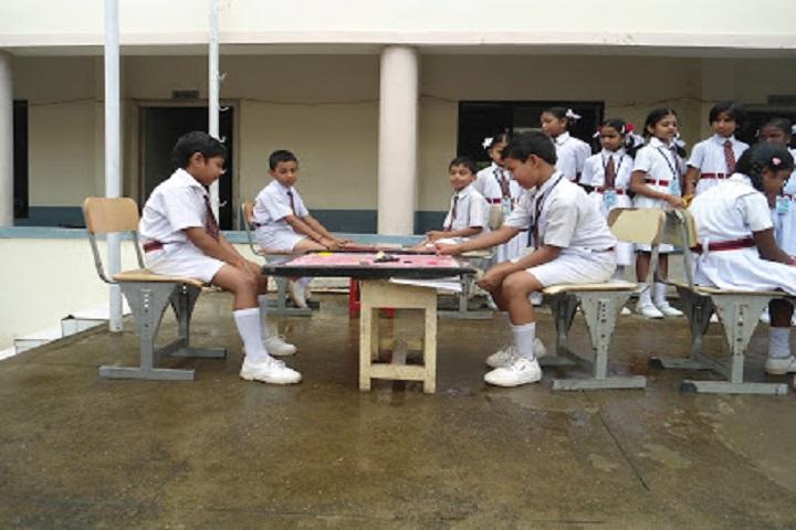 Seetha Mahalakshmi Dav Public School-Indoor Games