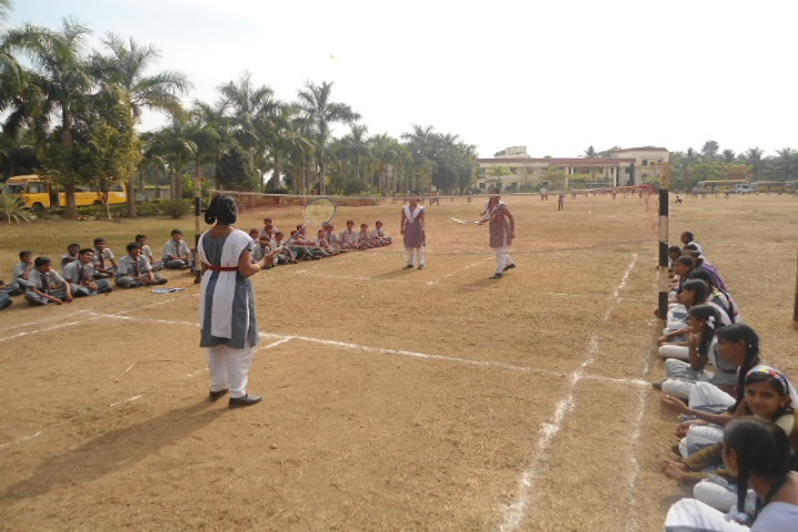 Seetha Mahalakshmi Dav Public School-Sports