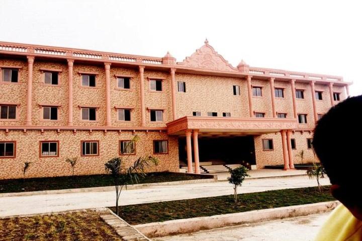 Shree Swaminarayan Gurukul International School-Campusview