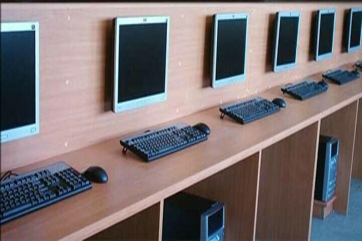 Silver Bells Central School-Computer Lab