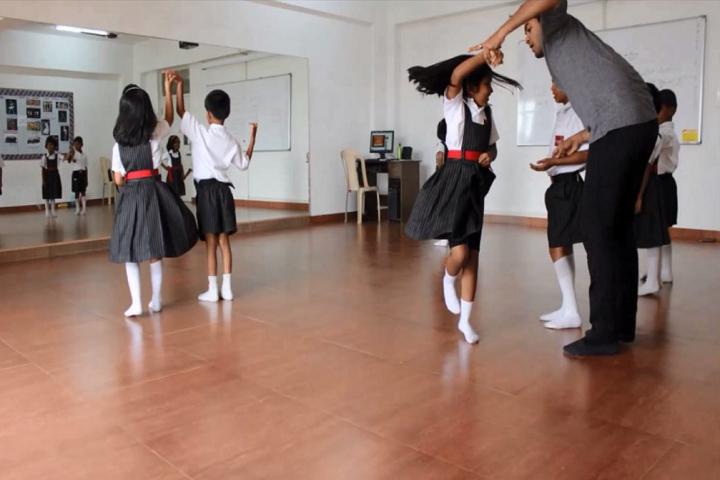 Silver Oaks Educational Society-Dance Room