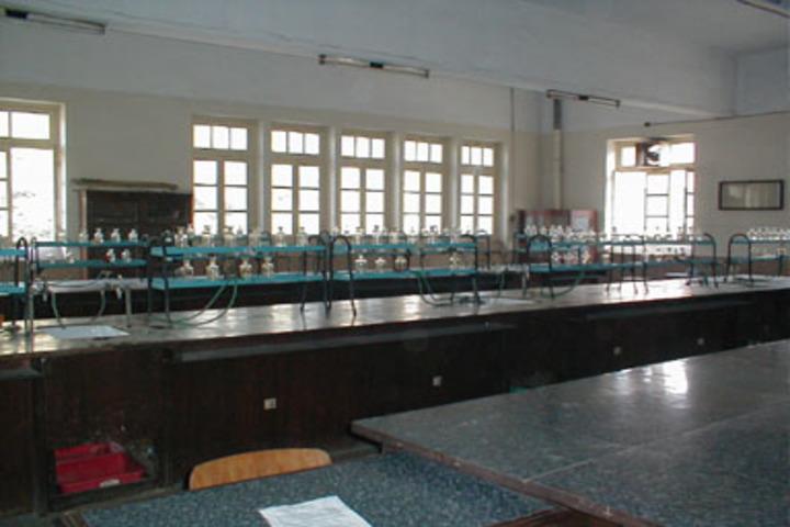 St Vincents High School-Chemistry Lab