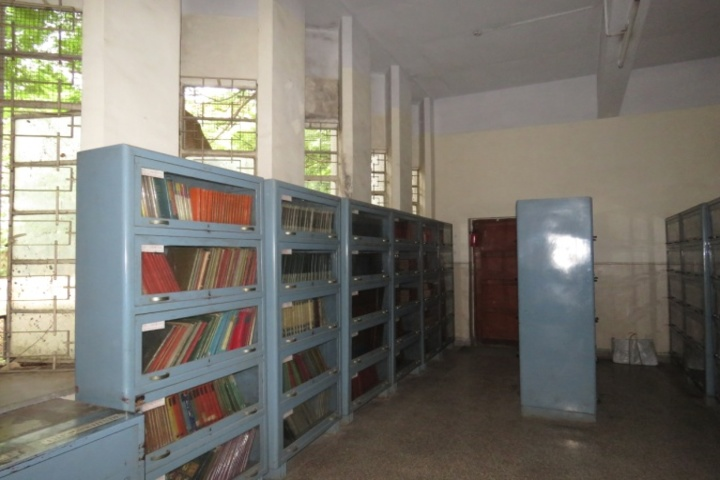 St Vincents High School-Library
