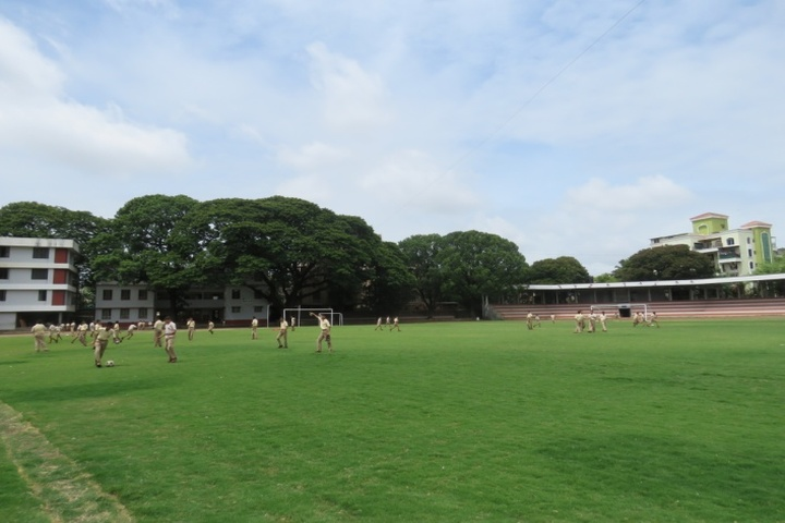 St Vincents High School-Play Ground