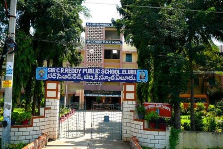 Sir C R Reddy Public School-Campusview