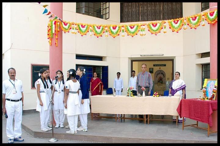 Smt Godavari Devi Saraf High School-Singing