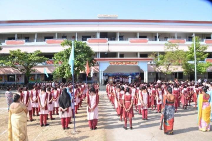 Annapurna High School-Morning-Assembly