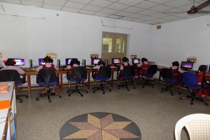 Annapurna High School-Computer Lab