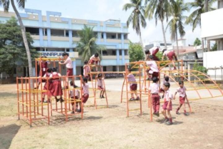 Annapurna High School-Games