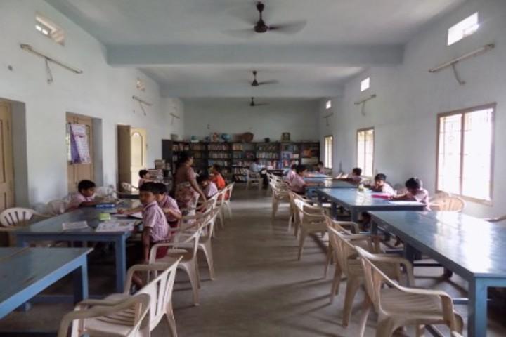 Annapurna High School-Library