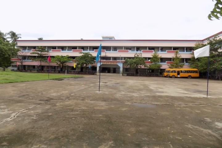 Annapurna High School-Playground