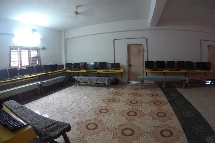 Sri Chaitanya High School-Computer Lab