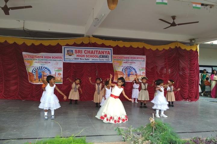 Sri Chaitanya High School-Events