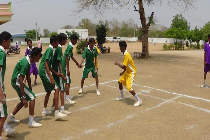 Sri Chaitanya High School-Games