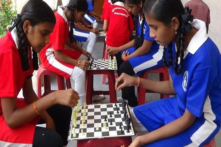 Sri Chaitanya High School-Indoor Games