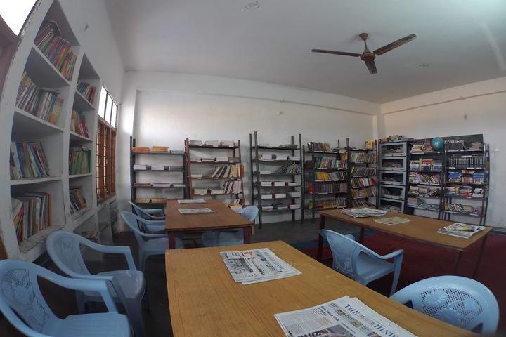 Sri Chaitanya High School-Library