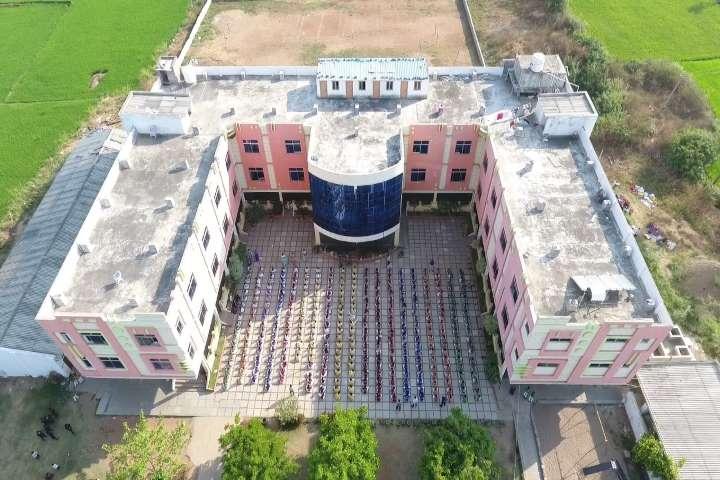 Sri Chaitanya High School-School Building