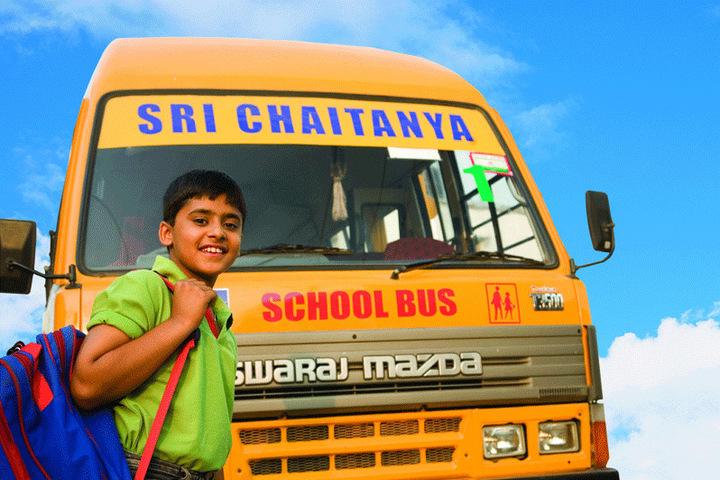 Sri Chaitanya School- Transport