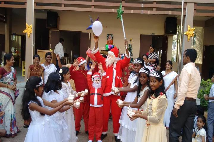 Sri City Chinmaya Vidyalaya- Christmas