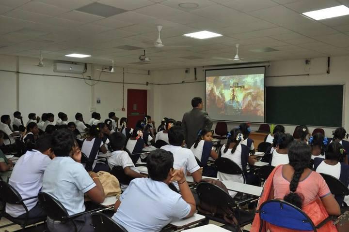 Sri City Chinmaya Vidyalaya- Seminar