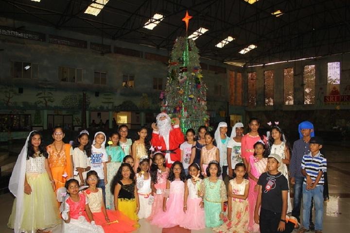 Sri Prakash Synergy School-Christmas Celebrations