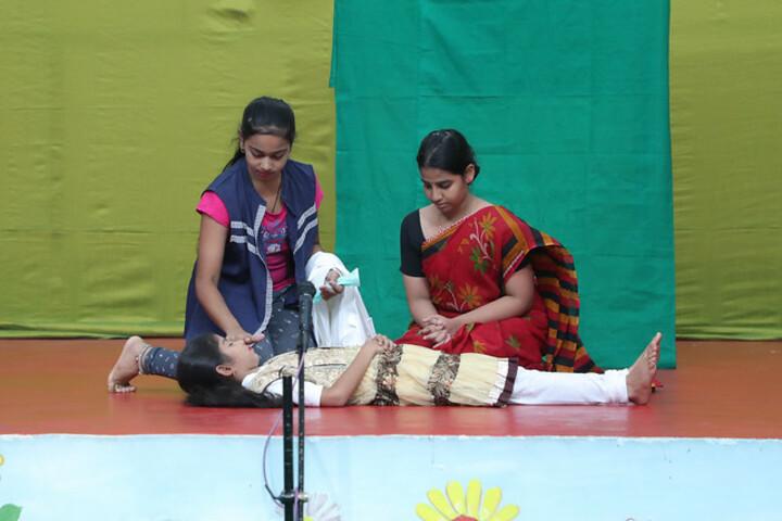 Sri Prakash Synergy School-Drama