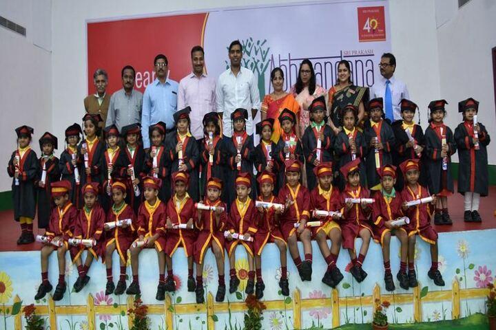 Sri Prakash Synergy School-Graduation Day