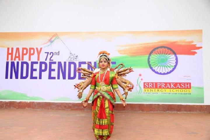 Sri Prakash Synergy School-Independence Day