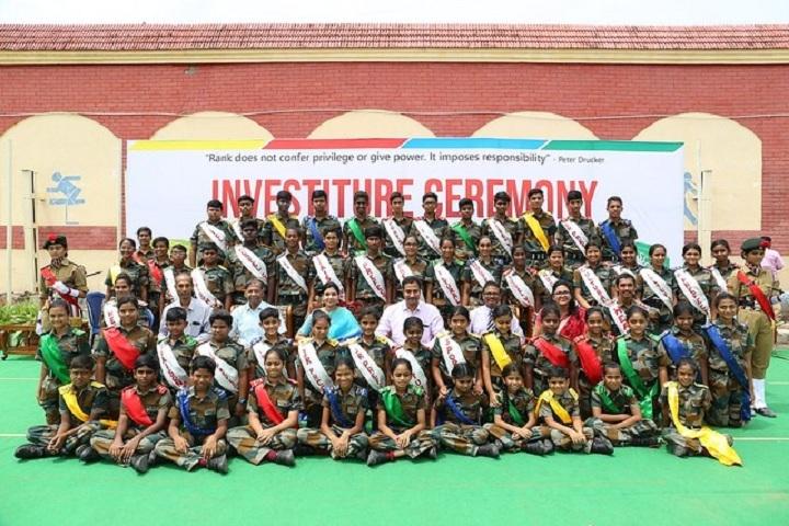 Sri Prakash Synergy School-Investiture Ceremony