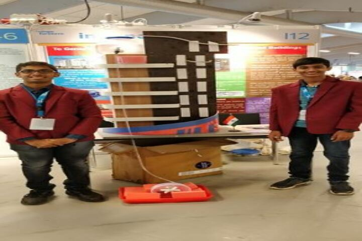 Sri Prakash Synergy School-Science Expo