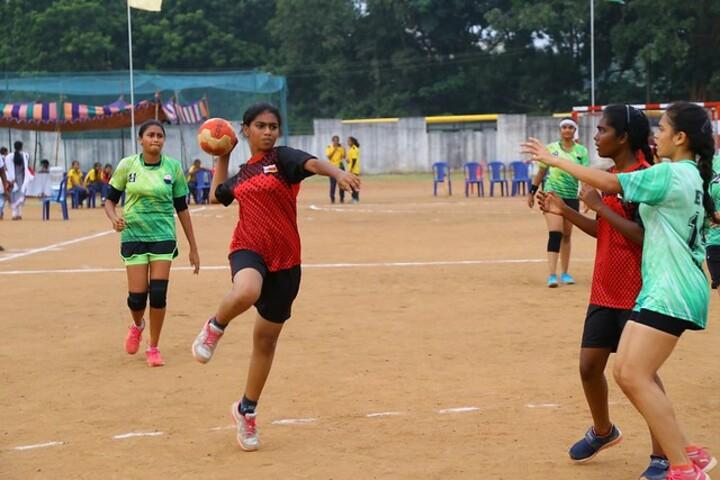 Sri Prakash Synergy School-Sports Day