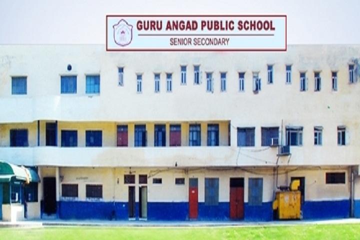 Guru Angad Public School-Campus