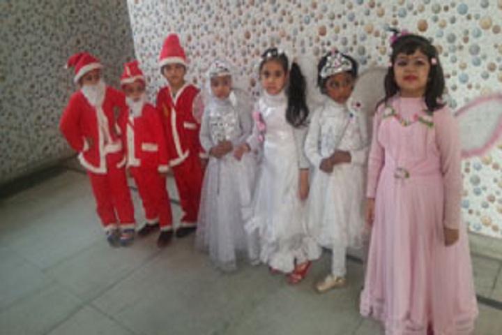 Guru Angad Public School-Christmas Celebration