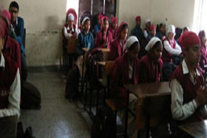 Guru Angad Public School-Classroom