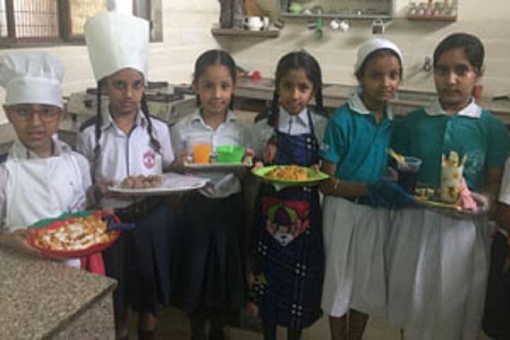 Guru Angad Public School-Cooking Competition