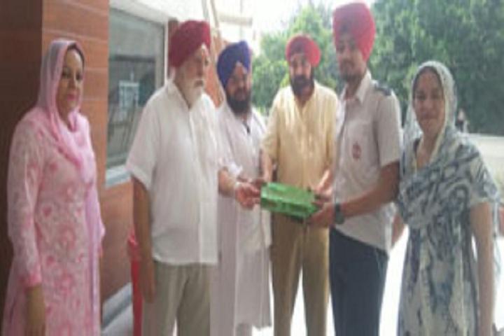 Guru Angad Public School-Prize Distribution