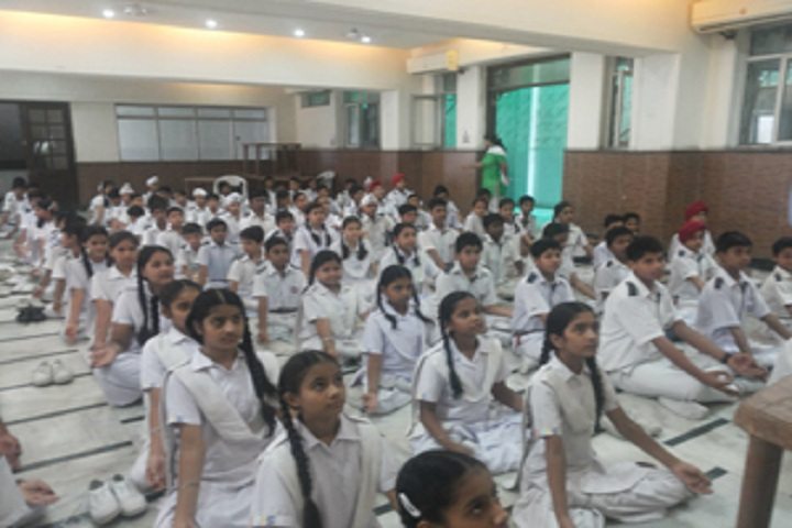 Guru Angad Public School-Yoga