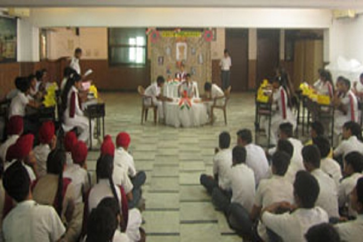 Guru Angad Public School-Youth Parlament