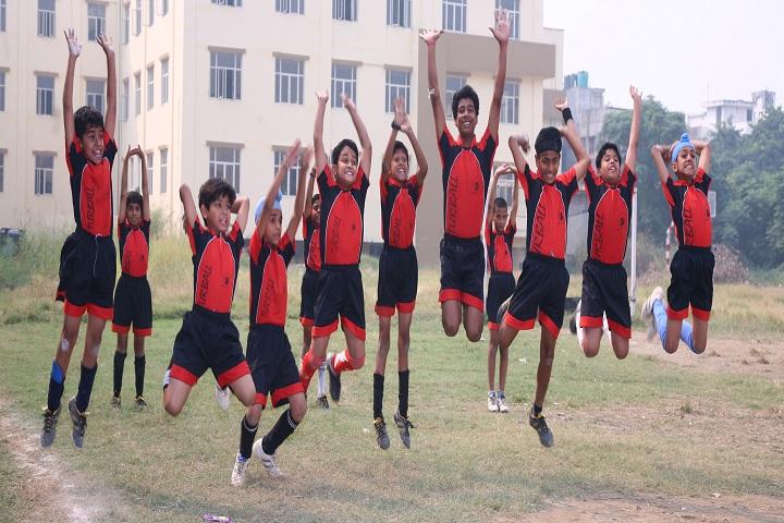 Guru Harkrishan Public School-Sports Team