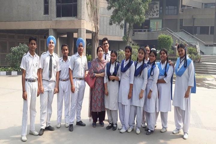 Guru Harkrishan Public School-Educational Trip